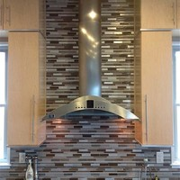 MS International Madison Avenue Interlocking 12 in. x 12 in. x 8 mm Glass Metal Mosaic Wall Tile GLSMTIL-MA8MM at The Home Depot - Mobile