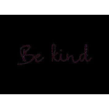 Inspiring Words, Be Kind Tattoo Set