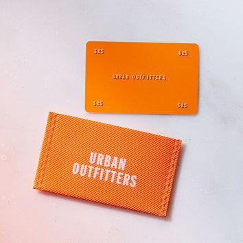 UO Gift Card - $25 | Urban Outfitters