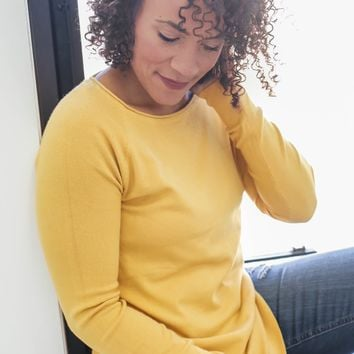 Nothing But Warmth Sweater - Mustard