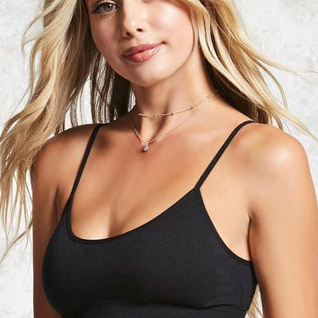 Ruched Seamless Bralette