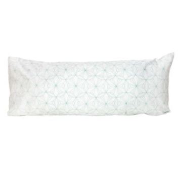 Pinwheel Body Pillow Cover