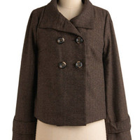 Swing City Coat | Mod Retro Vintage Coats | ModCloth.com