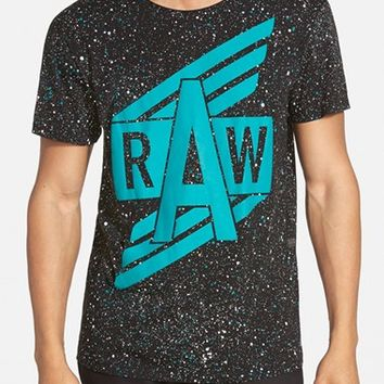 Men's G-Star Raw 'Duo' Splatter Print Graphic T-Shirt,