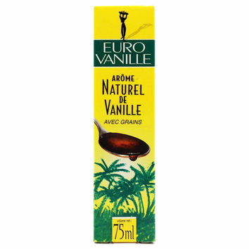 French Vanilla Extract by Eurovanille 2.5 oz
