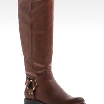 Madeline Girl Saskia Tall Boots Tuscany Brown