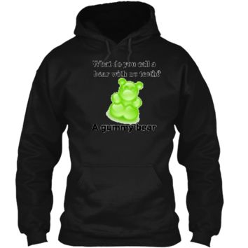 Joke T-Shirt Funny Parody Gummy Bear Prank unisex-child Kids Pullover Hoodie 8 oz