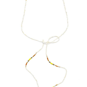 Glow Lariat Necklace