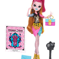 MONSTER HIGH® Scare Mester™ Gigi Grant™ Doll - Shop Monster High Doll Accessories, Playsets & Toys | Monster High