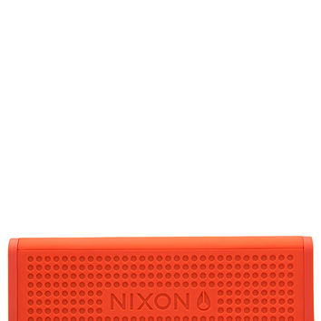 Nixon The Blaster Speaker in Red