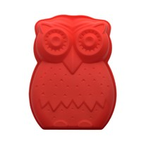 New owl Shape animal fondant mold Baking pan bakeware cake baking dish decorating tools handmade DIY Kitchenware