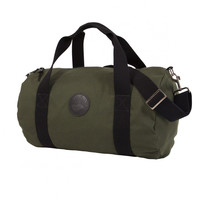 ROUND CANVAS DUFFEL
