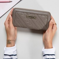 Love Moschino Embossed Purse at asos.com