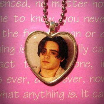 VONR3I Jordan Catalano (My So-Called Life) Jared Leto Pendant Chain Necklace Thirty Seconds t