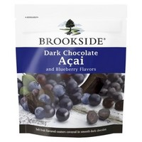 Brookside Dark Chocolate Acai with Bluberry Flavors 7 oz