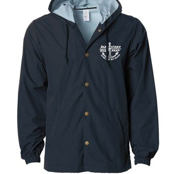 Bare Wires Rain Jacket Classic Navy