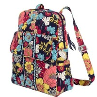 Vera Bradley Backpack in Happy Snails