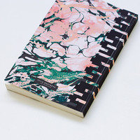 PRE-ORDER 2014 Daily Planner Calendar in Marble Pink/Green