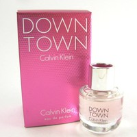 Downtown for Women by Calvin Klein EDP Miniature Splash 0.17 oz