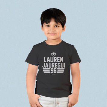 Kids T-shirt - Lauren Jauregui Fifth Harmony