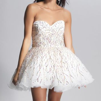 Dave and Johnny 8420 Dress