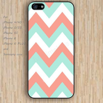 iPhone 5s 6 case watercolor Rainbow Chevron iphone case,ipod case,samsung galaxy case available plastic rubber case waterproof B228