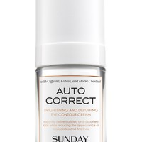 SPACE.NK.apothecary Sunday Riley Autocorrect Brightening and Depuffing Eye Contour Cream | Nordstrom