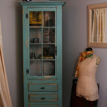 Handmade Apothecary Cabinet Made from 100 by GardenGroveFarmhouse