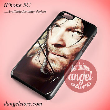 Daryl Dixon's Face Phone case for iPhone 5C and another iPhone devices