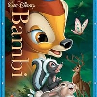 Bambi (Two-Disc Diamond Edition Blu-ray/DVD Combo in Blu-ray Packaging)
