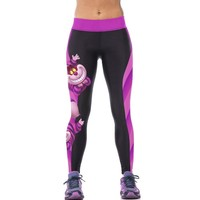 Loyally Elegant Wonderland Workout Leggings