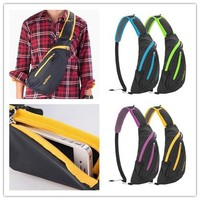 Small Hiking Back Pack Small Breasts Package Suitable for  and  Sports Bag Outdoor Crossbody Hiking Outdoor Leisure Bag Waterpro