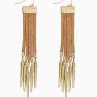 Nova Tassel Earrings | Fashion Jewelry - Southwest Style | charming charlie