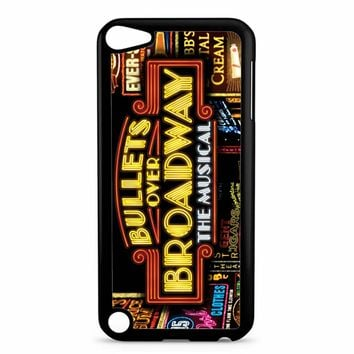 Broadway Musical Light iPod Touch 5 Case