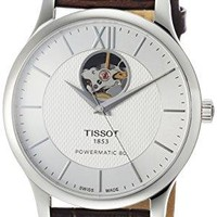 Tissot Tradition Automatic Silver Dial Mens Watch T063.907.16.038.00
