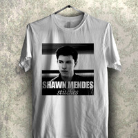 Shawn Mendes Stitches Cool - 11n Unisex Tees For Man And Woman / T-Shirts / Custom T-Shirts / Tee / T-Shirt