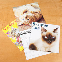 Gifts for Cat Lovers: 2016 Cat Wall Calendars at Drs. Foster & Smith