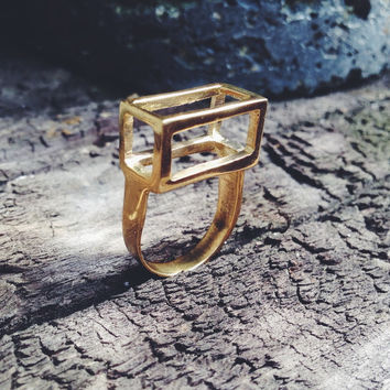 The Cube Ring