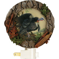 Turkey Perched Nightlight