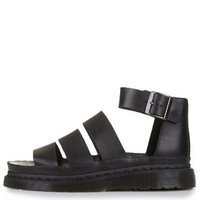 Dr. Martens Shore Clarissa Sandals - Black