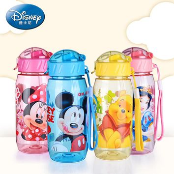 Disney Baby Feeding Bottle with Straw