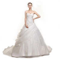 wedding dresses wedding dress flower wedding bride bridal dresses = 1930233220
