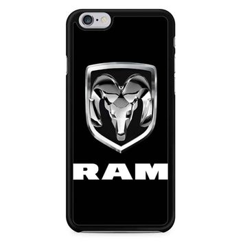 Dodge Ram Truck Logo iPhone 6/6S Case