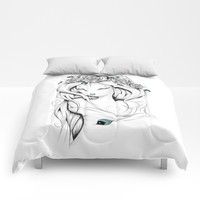 Poetic Gypsy Comforters by LouJah