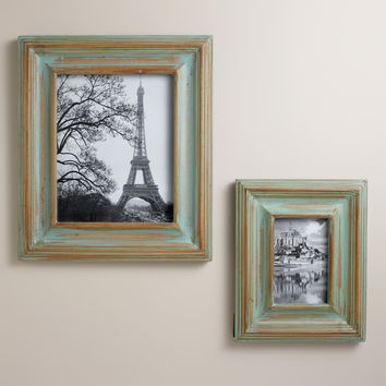 Green Addie Wall Frames - World Market