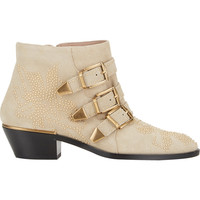 Studded Suzanna Ankle Boots