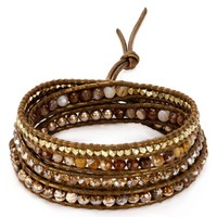 Chan Luu Leather Wrap Bracelet | Bloomingdales's