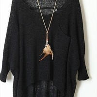 Sweater- 9371 from thankyoutoo
