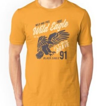 'EAGLE' T-Shirt by Super3