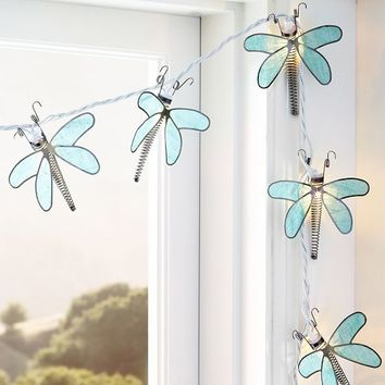 The Emily + Meritt Dragonfly String Lights